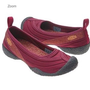 Keen Beet Red Women's Madrid Ballerina Flats